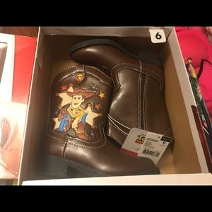 Toy story woody brand new boots size 9